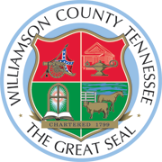 The seal of Williamson County, Tennessee